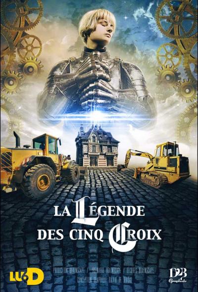 La légende des 5 Croix